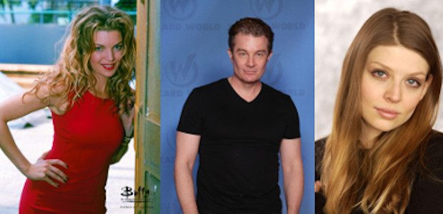 'Buffy the Vampire Slayer,' 'Angel' Stars Marsters, Benson, Kramer, Caulfield, Röhm, Toy Featured In 'Wizard World Virtual Experiences' Online Event April 11; Free Video Q&A Streamed Live On Twitch, YouTube, […]