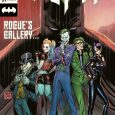 Things are tense in Batman #89. A Rogues Gallery of foes are making their moves, keeping Batman distracted. Where is the Riddler? Who will strike next?
