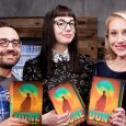 Nerdist Announces the Next Book in the Series, to Air in May and June