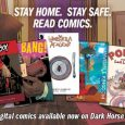 Comics Publisher is Offering First Issues from Some of its Most Popular Series Free-to-Read on Dark Horse Digital