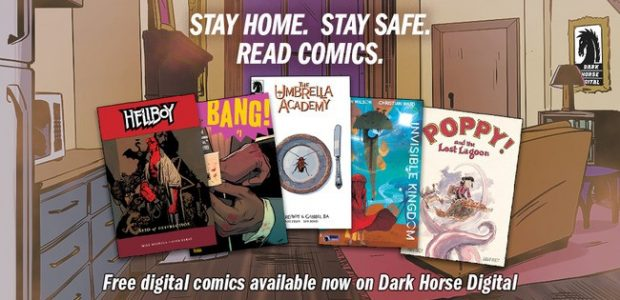 Comics Publisher is Offering First Issues from Some of its Most Popular Series Free-to-Read on Dark Horse Digital This is no April Fool's joke! Dark Horse Comics is releasing more […]