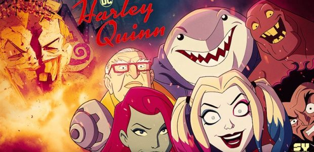 The Laughs Begin Sunday, May 3 at 11PM ET/PT Welcome to the SYFY family, Harley Quinn! From DC Universe and Warner Bros. Animation, Season One of the critically acclaimed, half-hour […]