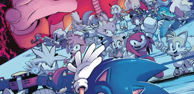 IDW Publishing Promises a Thrilling Summer of Sonic, Plus a Brand New Miniseries, Sonic: Bad Guys by Ian Flynn and Jack Lawrence  IDW Publishing (OTCQX: IDWM) and SEGA® of America, Inc. today announced […]