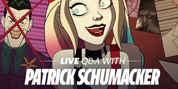 Justin Halpern and Patrick Schumacker Will Answer Fan Questions Starting at 5:00 p.m. PST/8:00 p.m. EST Tonight WHAT: Join the masterminds behind DC UNIVERSE's hit animated series Harley Quinn, Justin […]
