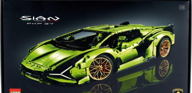 INTRODUCING THE LATEST LEGO® THUNDERBOLT: THE LEGO® TECHNIC™ LAMBORGHINI SIÁN FKP 37 UNVEILED IN WORLD'S FIRST MINIATURISED SUPERCAR LAUNCH EVENT Today, the LEGO Group and Automobili Lamborghini unveiled the eagerly […]