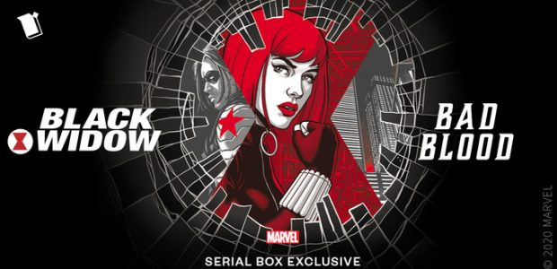 Enter to win Marvel's Black Widow: Bad Blood Sweepstakes from Serial Box and Loot Crate! Loot Crate and Serial Box have teamed up for an incredible sweepstakes to celebrate the […]