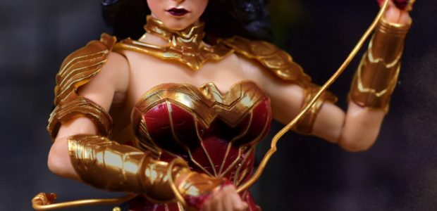The One:12 Collective Wonder Woman is combat-ready, outfitted in a Themysciran battle suit with removable neck and shoulder armor, worn only by the most elite Amazonian warriors. The fearless demigoddess […]