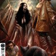 The final issue of DC's The Dollhouse Family #6 oozes horror and caps off this miniseries in a satisfying way.