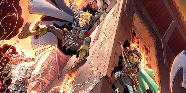 IDW's Dungeons & Dragons, Infernal Tides #3 hits the bricks running. The Baldur's Gate heroes are trapped in Elturel, the capital of Elturgard. And they're under Infernal attack! Writer Jim […]