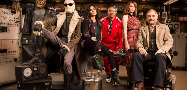 The Critically Acclaimed Original Series Will Post New Episodes Every Thursday WHAT: DC UNIVERSE today announced that the second season of its hit original series, DOOM PATROL, is set to […]