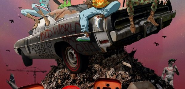 Premier Publisher of Music-Related Graphic Novels Partners With Grammy Award Winning Band for First-Ever Comic Book Annual Stop the presses! Twenty years in the making,theGorillazALMANACis the very first annual byGorillaz, […]