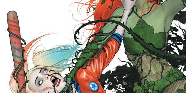 The recent Harley Quinn and Poison Ivy six-issue miniseries is now collected as a trade publication, which allows us to delve into their madcap mayhem in a big way. Writer […]