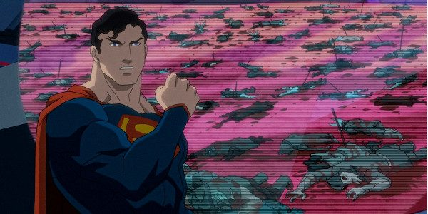 An end song for the current DC animated universe. After the events of Reign Of The Supermen, the Justice League decides to take the fight to Darkseid and stop him […]