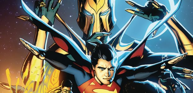 New Legionnaires Take the Stage in Legion of Super-Heroes #6, on sale June 9! On June 9, Gold Lantern, Monster Boy, and a new Doctor Fate become the newest recruits […]