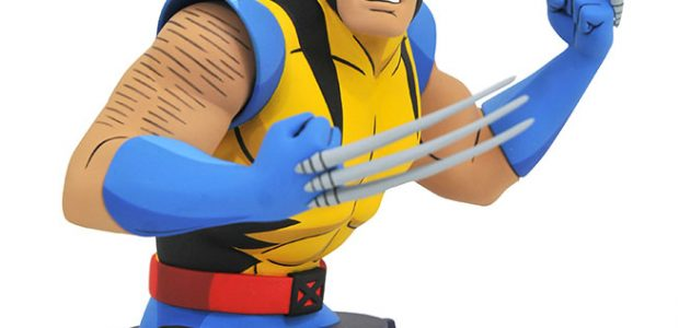 This week, Diamond Select Toys is causing a tussle at your local comic shop! One-man Hulk-buster Thanos, mutant brawler Wolverine and Mortal Kombatant Sub-Zero will all ship to stores on […]
