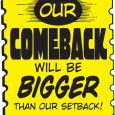 Back The Comeback focuses on providing support to local comic and game retailers adversely impacted by COVID-19.