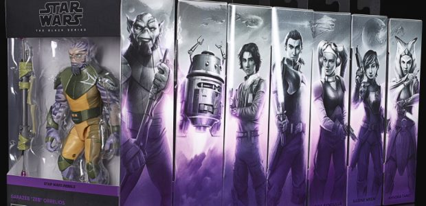 An exciting update from the Hasbro Star Wars brand – new packaging for the Star Wars: The Black Series line! This new packaging welcomes a new era for collectors and […]