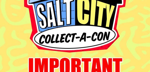 Salt City Comic Con Announces Cancellation and Plan in Light of the Covid-19 Pandemic Salt City Comic Con organizers announced today with deep regret that the convention scheduled for July […]