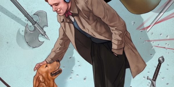"""DC's Jimmy Olsen #10 continues to portray Superman's Pal in ways that thrill, confound, and entertain us. Writer Matt Fraction and Artist Steve Lieber have established 'this version"""" of the […]"""