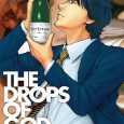The Drops of God Volumes 12-22 Digitally Available Today in English for the First Time from ComiXology Originals