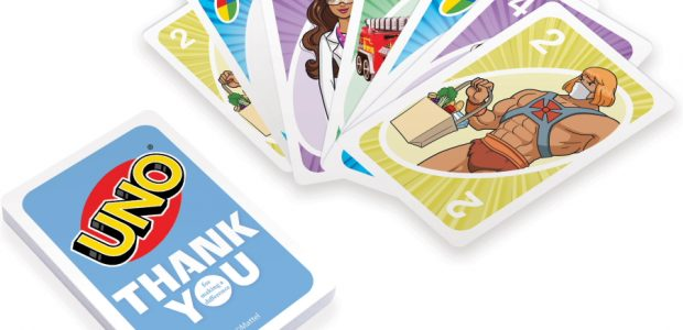 "#ThankYouHeroes is part of the Company's ""Play it Forward"" platform focused on leveraging Mattel brands to give back to communities in times of need The new Matchbox®, Mega Construx® and UNO® […]"