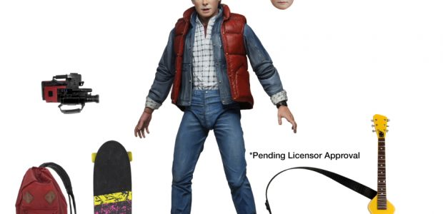 Introducing a brand new line of Back to the Future collectibles from NECA! Back to the Future – 7″ Scale Action Figure – Ultimate Marty McFly It's time to hop […]