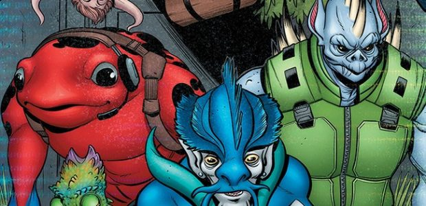 Dark Horse and Panda Mony Toy Brands Continue the Alter Nation Story in a Graphic Novel that Takes Place Immediately After the Webisode Series! Tim Seeley (Batman Eternal, G.I. Joe: […]