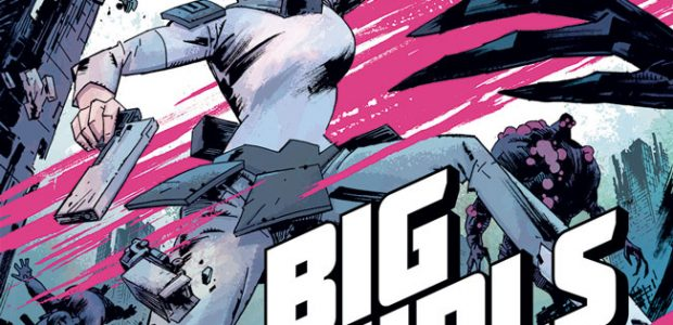 """""""Big Girls is next-level science fiction energy from one of the great powerhouses of American comics."""" —Warren Ellis Critically acclaimed artist Jason Howard (Trees)takes full creative control as the writer […]"""