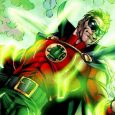 Happy Anniversary to the original ring slinger, Alan Scott, the Green Lantern!