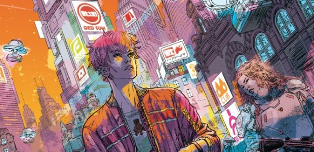 Publisher and Creators Offer Comic Shops Opportunity to Share in Success of The Standalone Graphic Novel Chapter in the Celebrated 'MOON Trilogy' As the world of comic book retail begins […]