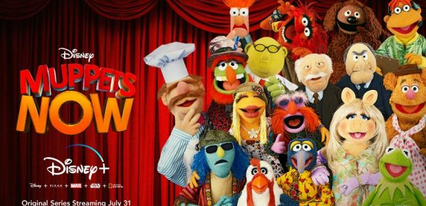 "This morning, as part of Disney+, Hulu, and ESPN+'s celebration of National #StreamingDay, Disney+ announced the new original series ""Muppets Now"" will premiere July 31 on the service. Kermit the […]"