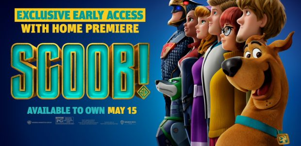 """SCOOB!"" Available Across North America to Rent or Own on Friday, May 15 Ruh-Roh! Break out the popcorn and the chew toys, grab a comfy seat and get ready to connect […]"