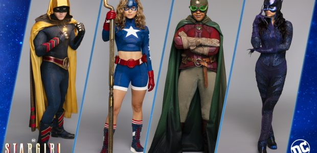 The Never-Before-Seen Images Give Fans a First-Look at the Heroes and Villains' Costumes from the Upcoming Series WHAT: With only days remaining before DC's STARGIRL premieres on DC UNIVERSE, the […]