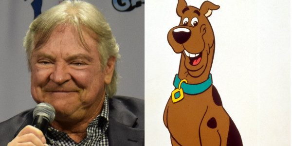 Why isn't the voice of Scooby-Doo getting more respect?