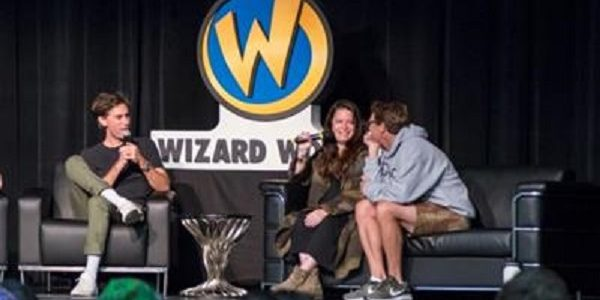 Goblin Slayer, Charmed, Dallas, Assassination Classroom Stars Next Up In Wizard World Virtual Experiences Online Events May 9, 12, 14; Free Video Q&A Streamed Live On Twitch, YouTube, Facebook Fans […]