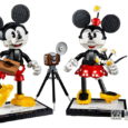 CREATE YOUR OWN ICONS OF THE FILM WORLD WITH THE NEW LEGO®| DISNEY MICKEY MOUSE AND MINNIE MOUSE BUILDABLE CHARACTERS The timeless animated duo are coming to LEGO Stores* and LEGO.com from the 1st July