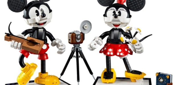CREATE YOUR OWN ICONS OF THE FILM WORLD WITH THE NEW LEGO®| DISNEY MICKEY MOUSE AND MINNIE MOUSE BUILDABLE CHARACTERS The timeless animated duo are coming to LEGO Stores* and LEGO.com from the 1st July   [June 15,2020] Step back in time and get […]