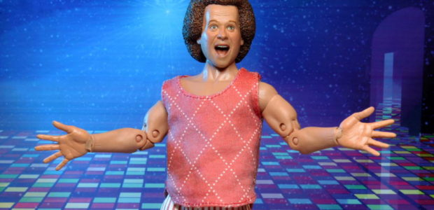 Are you ready to party off the pounds with the most eccentric fitness coach the world has ever seen? Known for the Sweatin' to the Oldies workout videos, Richard Simmons […]