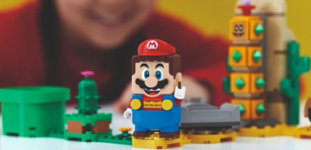 The LEGO Group and Nintendo reveal full product range for new LEGO® Super Mario™ play experience The wait is over… today's full reveal shows fans how they can 'level up' their LEGO® […]