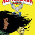 Image Comics releases an American heroine who became a superhero to fight for justice in All-America Comix on its first volume.