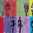 The complete set of 1:25 variant covers star Punchline, The Joker, Harley Quinn and more!