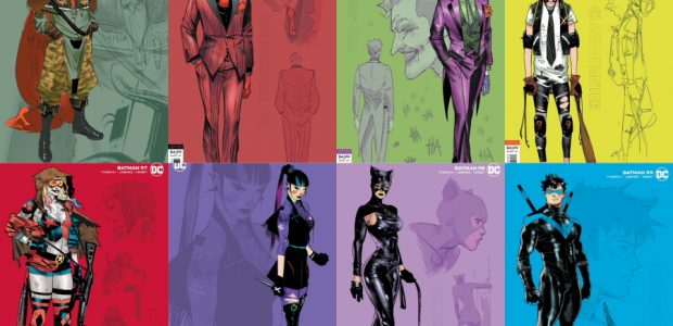 The complete set of 1:25 variant covers star Punchline, The Joker, Harley Quinn and more! James Tynion IV, Jorge Jiménez and Guillem March'sBatmanrun has introduced novel new characters to the […]