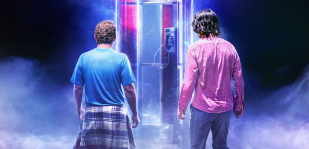 In honor ofBill & Ted Day,Orion Pictureshasreleased theofficialteaser trailer and teaser poster forBILL & TED FACE THE MUSIC. The stakes are higher than ever for the time-traveling exploits of William […]