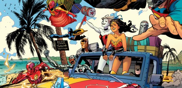 DC Cybernetic Summer Arrives July 28! Rub some sunscreen on your circuits, because DC's favorite cyborgs are hitting the beach inDCCyberneticSummeron July 28! In this sizzling summertime anthology special, Harley […]