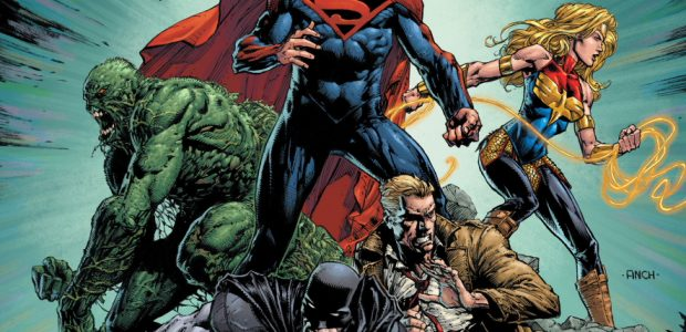 Is there Life after Anti-Life? After a corrupted Anti-Life Equation turned billions into monsters—including Earth's Greatest Heroes—our planet was as good as dead. Years later, a distress call brings Damian […]