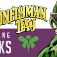 Celebrate Everyone's Favorite Superhero, Timed to the Trade Paperback Release of DRAGONFLY & DRAGONFLYMAN