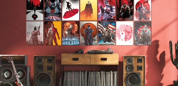 Valiant Entertainment is joining forces withDisplate to offer stunning metal posters featuringiconic heroes from the evergrowing Valiant Universe! Displate has created jaw-dropping magnet-mounted and durable posters featuring Bloodshot, Shadowman, Faith, […]