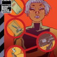 IDW Publishing releases a graphic novel about a woman who actually has some life hack skills with extraordinary abilities which is Eve Stranger on its first volume.