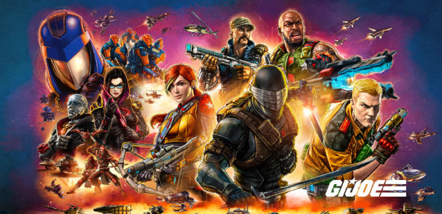 YO JOE! With the highly-anticipated new G.I. JOE Classified Series action figure line arriving next week, Hasbro has kicked off its YO JOE! June campaign with the launch of a […]