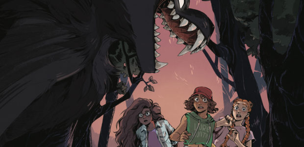 The Five-Issue Goosebumps: Secrets of the Swamp Debuts in September, Illustrated by Yasmin Flores Montanez  IDW Publishing welcomes Marieke Nijkamp, New York Times bestselling author of This Is Where It Ends and writer of DC's The Oracle […]
